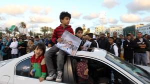 Weitere Attacken Gaddafis gegen Rebellen