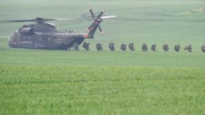Bundeswehr bekommt bis zu 60 schwere Transporthubschrauber