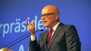 Albig lästert über Merkel und Gabriel