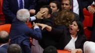 Lammert kritisiert autokratische Ambitionen Erdogans