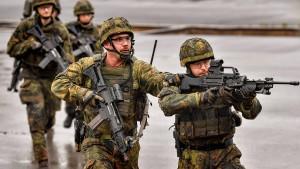 Militärisches Leichtgewicht