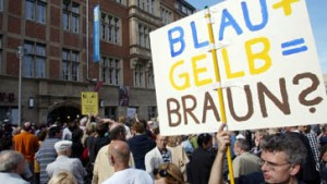 """Emnid: """"Möllemann hat FDP nicht geschadet"""""""