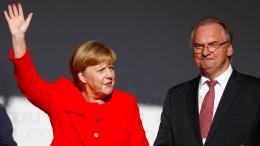 Haseloff fordert Generationswechsel in der CDU