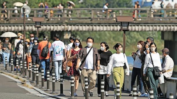 Ein Geschenk für Japans neue Regierung