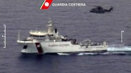 Hunderte Tote nach Untergang von Flüchtlingsschiff befürchtet