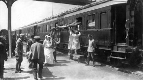 Historisches E-Paper zum Ersten Weltkrieg: Der Tod in den Schützengräben