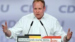 """""""Der CDU-Vorsitzende hat das Zugriffsrecht auf die Kanzlerkandidatur"""""""