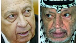 Scharon hebt Garantie für Arafat auf