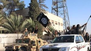Syrische Ölquellen in der Hand der Dschihadisten