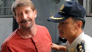 Waffenhändler Bout wird ausgeliefert