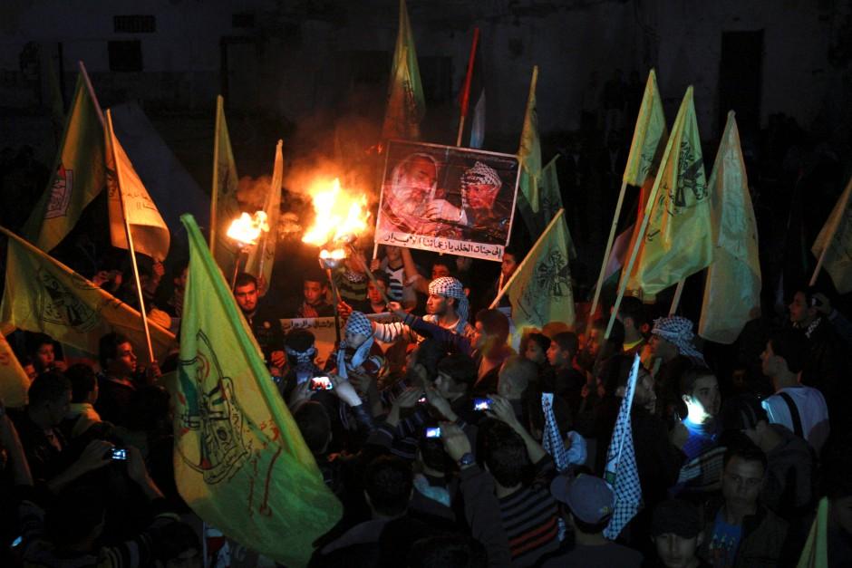 Auch in Gaza: Feiern zum 48. Jubiläum der Fatah