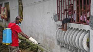 Ebola hat den Senegal erreicht