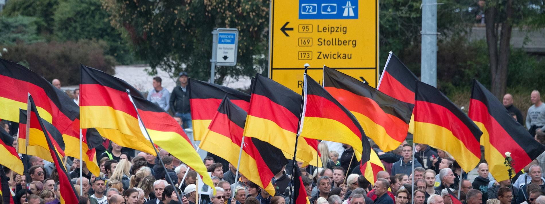 Verfassungsschutz in Sachsen stuft Pegida als rechtsextremistisch ein