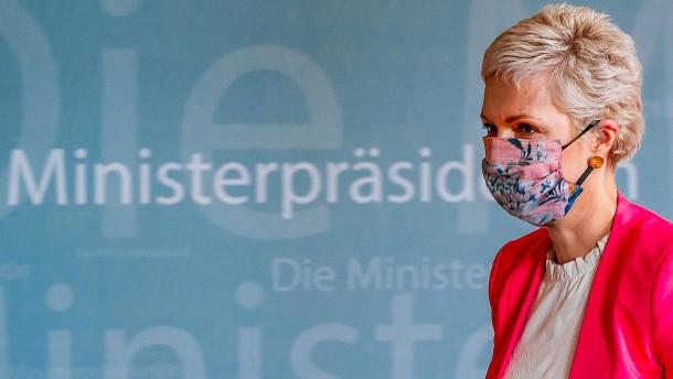 CDU überholt SPD in Mecklenburg-Vorpommern