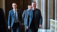 SPD, Linke und Grüne ebnen Weg für rot-rot-grüne Koalition