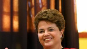 Dilma Rousseff als Präsidentin vereidigt