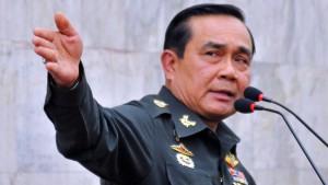 Armeechef schließt Putsch nicht mehr aus