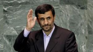 Ahmadineschad wirft Israel Völkermord vor