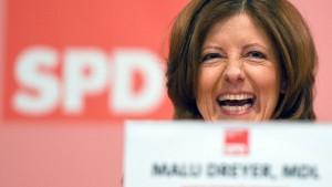 Die SPD bejubelt Dreyers Boykott