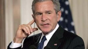 Weißes Haus: Bush sprach niemals von göttlichem Auftrag