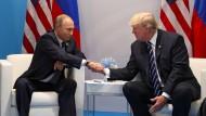 Russland: Sanktionen zerstören Chance auf normale Beziehungen