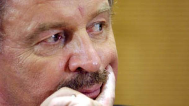 Möllemann droht mit Gründung einer neuen Partei