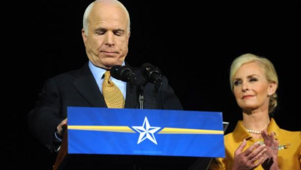 Die Männer nach McCain