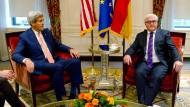 G7 fordert von Moskau Einhaltung des Friedens
