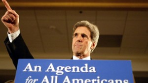 Kerry siegt auch in Washington und Michigan