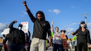 Proteste weiten sich aufs ganze Land aus