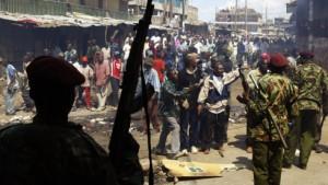 Opposition wirft Kibaki Völkermord vor