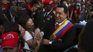Chávez hat eigene Sorgen