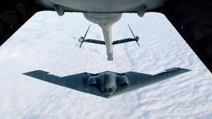 Amerikanisches Militär löscht Silvesternachricht