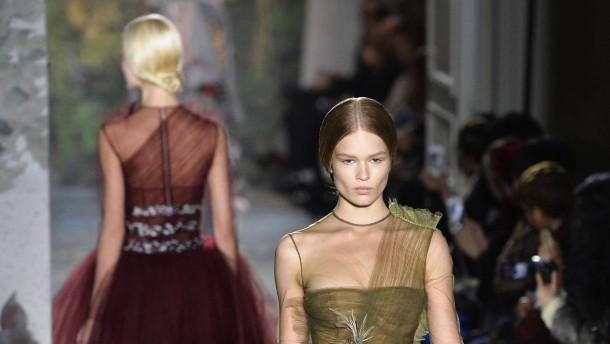 Die Couture  ist die Kür