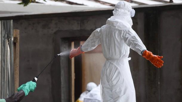 Ebola hat Nigeria erreicht