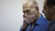 Ehemaliger Regierungschef Olmert kommt vorzeitig frei