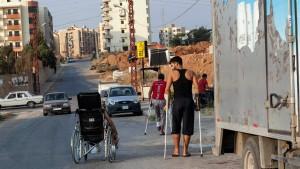 Im Würgegriff syrischer Ängste