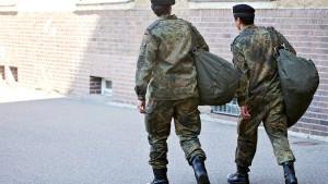 Interesse am freiwilligen Wehrdienst sinkt