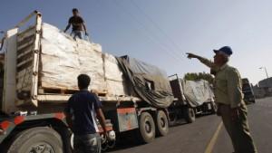 Israel beschließt Lockerung der Gaza-Blockade