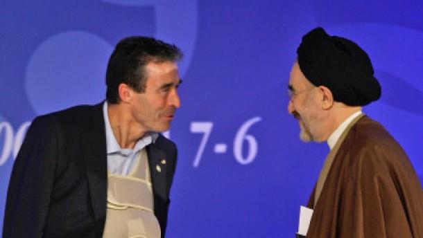 Rasmussen will religiöse Gefühle achten