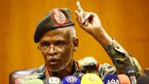 Militärregierung will Baschir nicht ausliefern