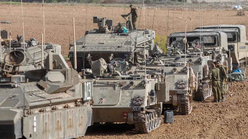 Bildergebnis für israel truppen gaza