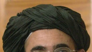 Ex-Taliban-Botschafter in amerikanischem Gewahrsam