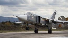 Russisches Kampfflugzeug stürzt über Syrien ab