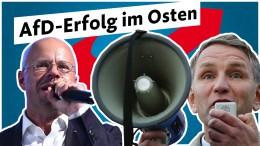 """Übernimmt der rechte """"Flügel"""" das Kommando?"""