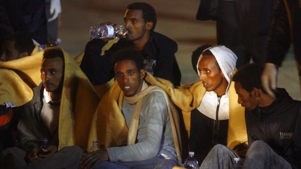 Schutz vor dem Tod im Mittelmeer