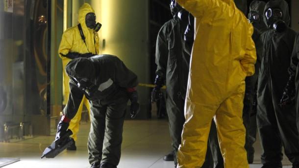 Flughafen von Kuala Lumpur nach Gift-Attentat freigegeben