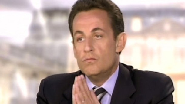 Zuschauer küren Sarkozy zum Sieger