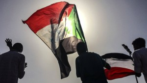 Saudi-Arabien stützt Militärführung in Sudan
