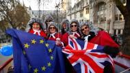 Wie weiter mit den Austrittsverhandlungen zwischen Großbritannien und der EU? Auf diese Frage scheint die Londoner Regierung noch keine klare Antwort zu haben.